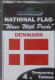 Denmark Country Flag Tattoos.